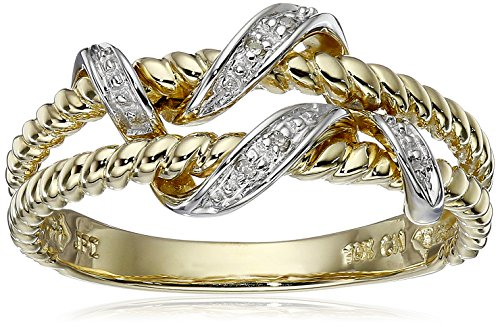 yellow ribbon ring - 3