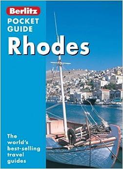 Rhodes Berlitz Pocket Guide (Berlitz Pocket Guides)