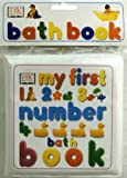 My First Number Bath Book, Dorling Kindersley Publishing Staff, 0789465175