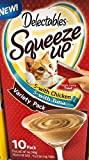 Delectables NEW Squeeze Variety Pack of 10 For Cats Review