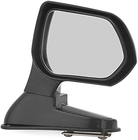 Car Exterior Mirror Blind Spot Mirrors Flat Wide Angle Hood Rear View Mirror