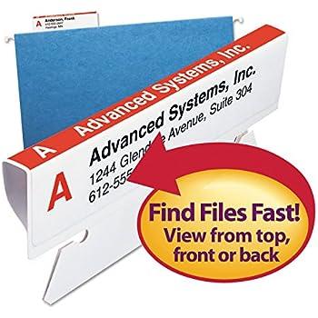 Amazon Com Freedomfiler Home Filing Kit 1 5 Tab File