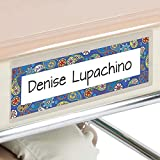 Really Good Stuff Nameplate Self-Adhesive Sleeve