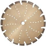"""MK Diamond 169759 MK-313 Diamond Blade, 14"""" x .125"""" x 1"""" -20mm"""