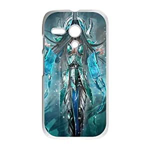 Motorola G phone case White League of Legends Irelia TTT2240397