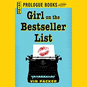 The Girl on the Best Seller List Audiobook