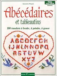Abécédaires et tableautins par Geneviève Ploquin