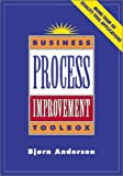 Business Process Improvement Toolbox, Bjorn Andersen, 0873894383