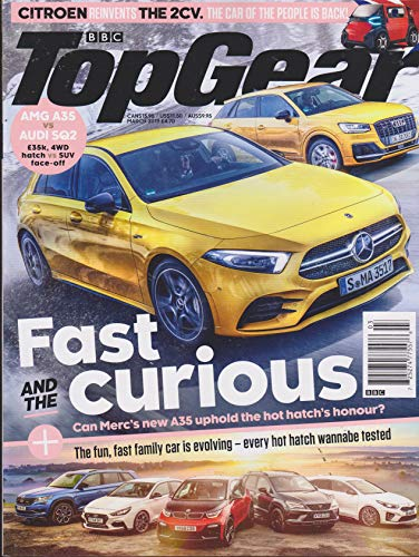 BBC Top Gear Magazine March 2019 Fast & The ()