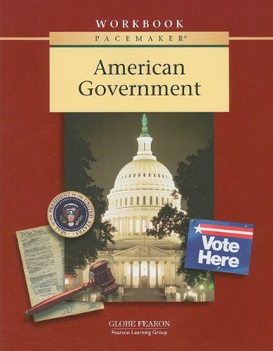 Pacemaker American Government Workbook, 3rd Edition