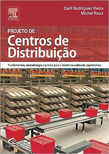 Lançamento do Livro Projeto de Centros de Distribuição