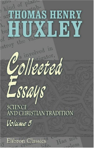 Collected Essays: Volume 5. Science and Christian Tradition PDF
