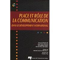 Place et rôle de la communication dans le développement inte