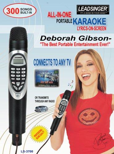 Leadsinger LS-3700 Karaoke System with 300 - Leadsinger Karaoke System