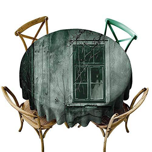 (familytaste Horror House,Wholesale tablecloths Dramatic Haunted House D 36
