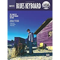 Complete Blues Keyboard Method Complete Edition: Book and CD