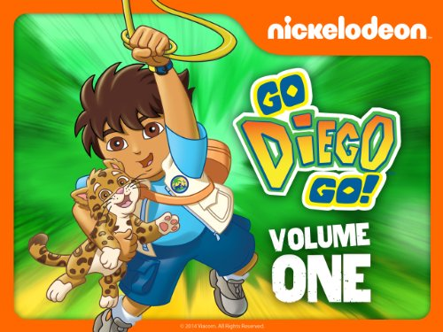 : Go, Diego, Go! Volume 1