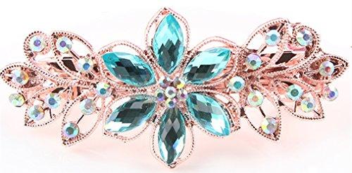 2015 New Fashion Women Hair Glass Diamond Hairpin Spring Crystal Rhinesone Design for Women Hair Clip Hair Pin Hair - Glasses 2015 Fashion