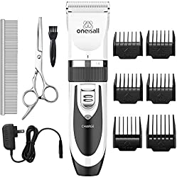 oneisall Dog Shaver Hair Clippers Set