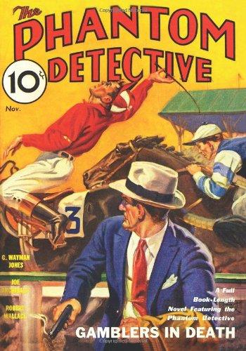 Phantom Detective - 11/33: Adventure House Presents: