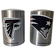 Set of Two Automatic Push Down Bottle Openers with FREE NFL Logo Stickers