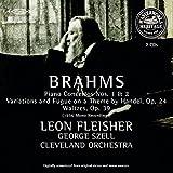 Classical Music : Brahms: Piano Concertos Nos. 1 & 2 / Handel Variations, Op. 24 / Waltzes, Op. 39