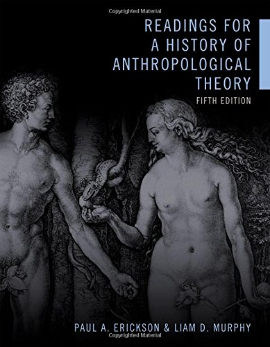 Readings For A Hist.Of Anthro.Theory
