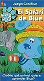 El Safari de Blue (Blue's Clues - Juega con Blue)
