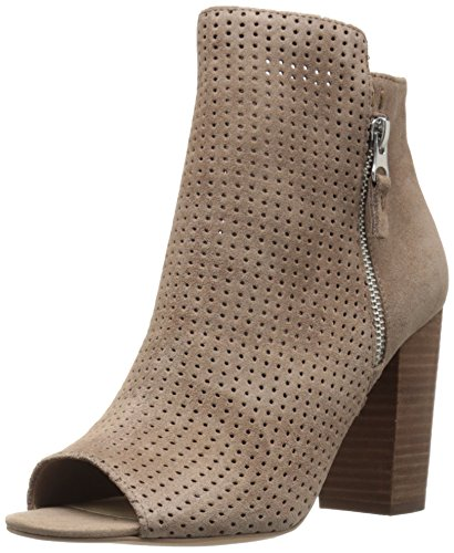Jessica Simpson Women's Keris Ankle Bootie, Totally Taupe, 6 M US