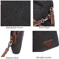 Mens Wrist Clutch Bag Pouch Hand Canvas Taxi Driver Money Bag Zipper Card Coin