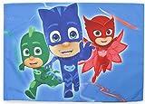 PJ Masks Catboy Owlete Gekko 4 pc Toddler Bed