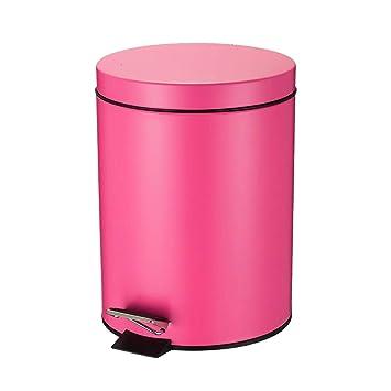 Amazoncom Ginihome Wi Small Kitchen Bathroom Garbage Bin Soft