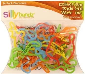SillyBandz Dinosaur. 24 Stück: Amazon.es: Juguetes y juegos