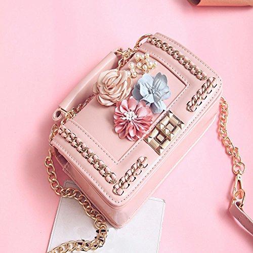 Lady Shoulder Women Color Bag 2018 Bag Shoulder TOOPOOT Rose Coin Bag Pink Corssbody wIqwZpx