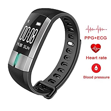 Amazon.com: Stingna G20 ECG+PPG Monitoring Smart Bracelet Fitness ...