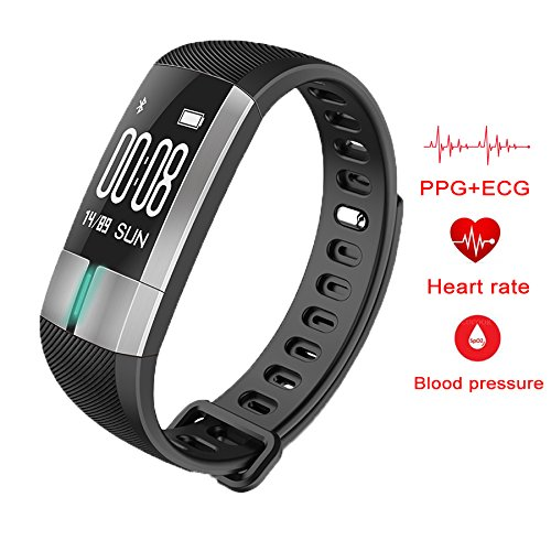 Amazon.com: Stingna G20 ECG+PPG Monitoring Smart Bracelet ...