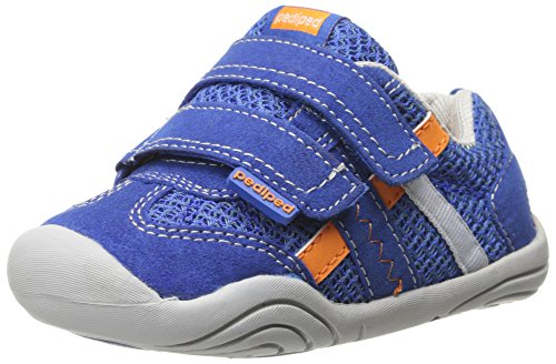 Blor Blue Bleu Baskets Gehrig Orange Garçon Pediped night H7BqnA