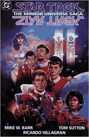 Star Trek: The Mirror Universe Saga (Star Trek (DC Comics