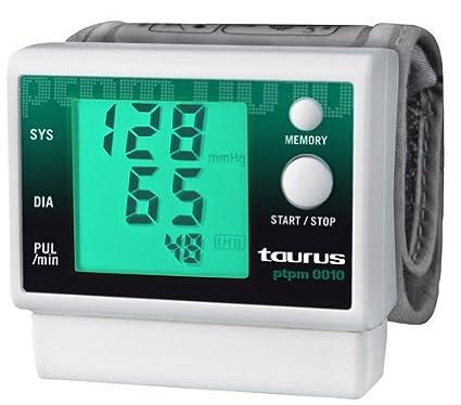 Taurus PTPM 0010 Muñeca Automático - Tensiómetro (LCD)