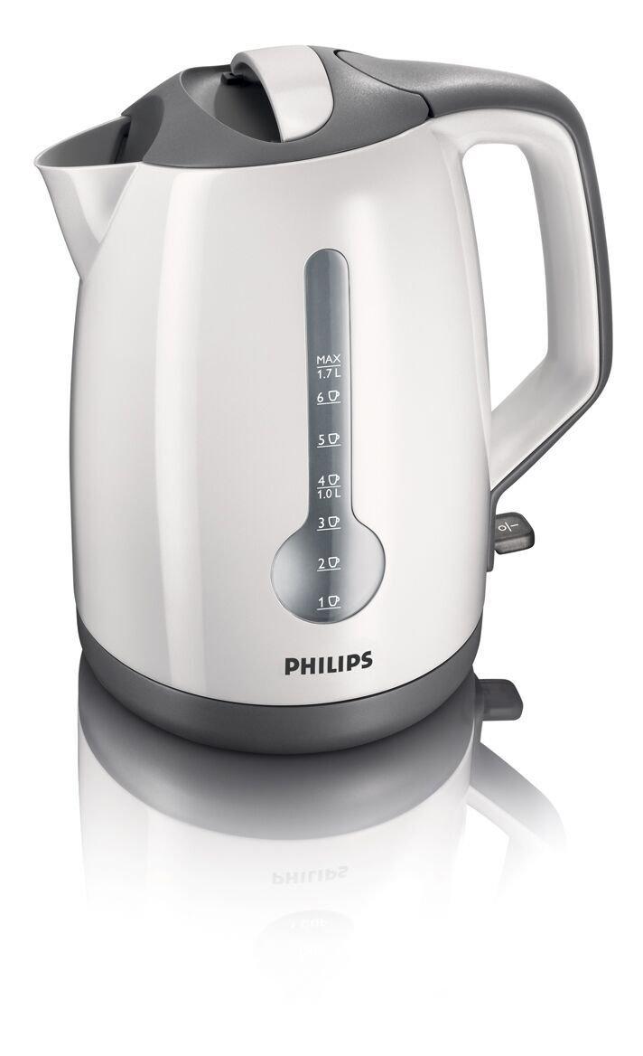 Philips HD4649 1.7-Litre 2400-Watt Concealed Element Kettle