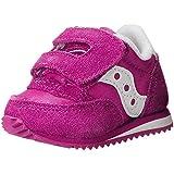 Saucony Girls' Baby Jazz Crib Sneaker (Infant)