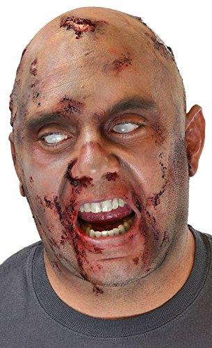 Woochie Classic Bald Caps - Professional Quality Halloween Costume Makeup - -