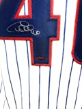 Willson Contreras Chicago Cubs Signed Autograph MLB Custom Jersey Tristar Authentic Certified