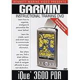 Bennett Training DVD For Garmin iQue 3600 PDA