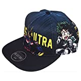 Bioworld My Hero Academia - PLUS ULTRA Sublimated Hat - Officially Licensed