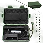 Lampe militaire ultra puissante avec Coffret lampe torche accessoires militaire-Lampe de poche rechargeable et batterie… 7