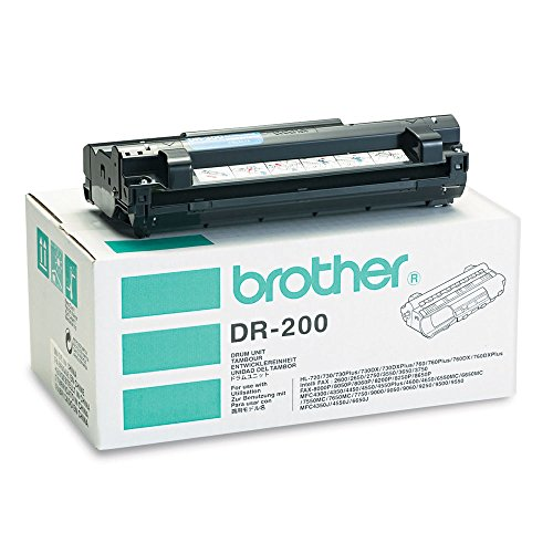Brother DR200 Black OEM Drum Unit (20,000 Yield)