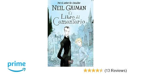 El libro del cementerio (Spanish Edition): Neil Gaiman: 9788499180304: Amazon.com: Books