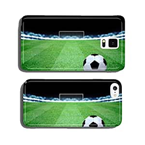 soccer field and the bright lights cell phone cover case Samsung S5