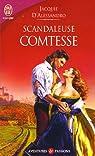 Scandaleuse comtesse par D'Alessandro
